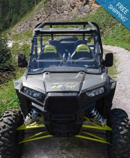 Polaris RZR 1000 Full Folding Windshield