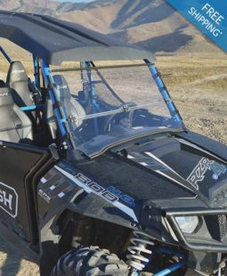 Polaris RZR 900 Windshield and Polaris RZR 800 Windshield
