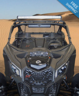 Can-Am Maverick X3 X DS Half Fixed Windshield