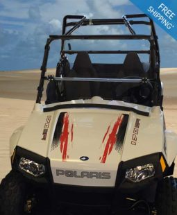 Polaris RZR 170 Full Folding Windshield
