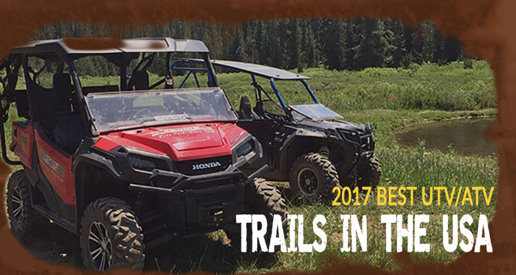 Best ATV Trails in the USA