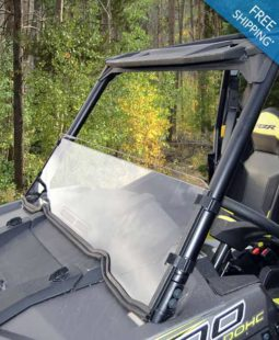 Polaris Ranger 900 (2015+) Half Fixed Windshield